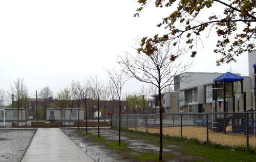 Thorncliffe Park elementary school