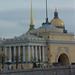 Blick auf die Admiralität, Sankt Petersburg, RU