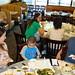 Dinner w/ Joyce, Jacob, & Mike