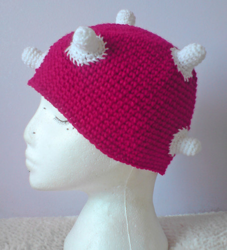 Red Mushroom Hat