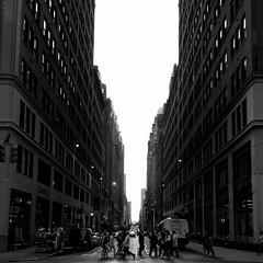 Canyon (ShelSerkin) Tags: shotoniphone hipstamatic iphone iphoneography squareformat mobilephotography streetphotography candid portrait street nyc newyork newyorkcity gothamist blackandwhite