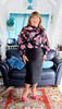 Floral Top (Trixy Deans) Tags: crossdresser tgirl tv transgendered transvestite trixydeans tgirls tranny transsexual sexy sexytransvestite xdresser sexyheels sexylegs sexyblonde dress shortskirt shortskirts