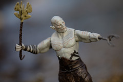 Azog (atari_warlord) Tags: 375 actionfigure azog thebridgedirect thedesolationofsmaug thehobbit