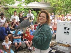 Susan Williams, Raptor Inc, ODNR, July 9, 2009 (12)