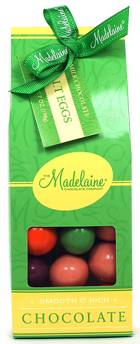 Madelaine Milk Chocolate Malt Eggs