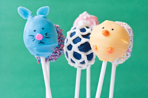Finished Cake Pops