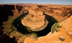 Horseshoe Bend (SamKirk9) Tags: arizona page coloradoriver glencanyon horseshoebend arizonapassages