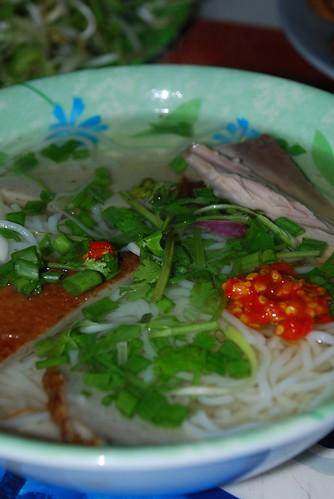 Bun Ca Nam Beo -  Nha Trang