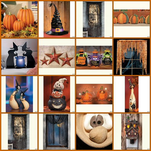 Halloween Collage  Day 16