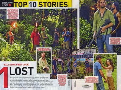 Imágenes de la cuarta temporada de Lost | El Desafío Digital