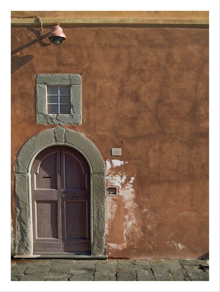 Puerta en Pisa
