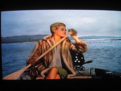 "Tippi Hedren in ""The Birds"" (Mark 2400) Tags: birds alfred hitchcock tippi hedren"
