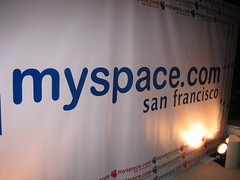 MySpace comes to San Francisco