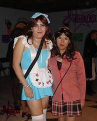 Liz Miriam y Jessica