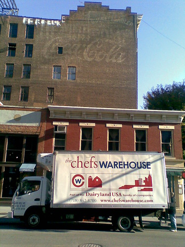 chef's warehouse: grand and west broadway