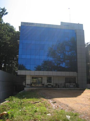 Cricinfo building