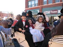 Oklahoma Centennial procession, Guthrie