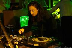 DJ Alison Marks