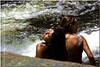 Paula e Lara (.Tatiana.) Tags: woman paraty mulher cachoeira paulette morena inxs paulamarina fotoclube 10faves laracastro siteparavendadefotos httpwwwplanobfotodesigncom fototatianasapateiro