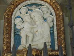 Madonna, Maryam, santuario, Boccadirio