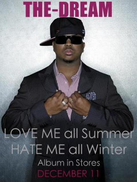 """RealTalk With The Dream: """"Love Hate,"""" In Stores December 11th (Win A Free Copy)"""