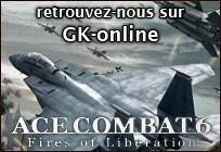 Bannière GK-online : Ace Combat 6