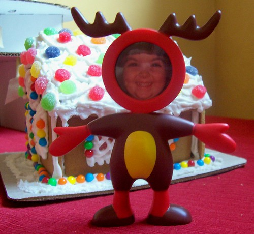 Julia The Reindeer
