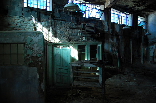 Hospital (Eastern State Penitentiary)