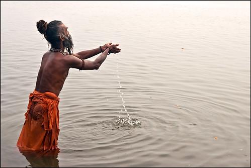 Arghya - Varanasi
