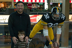al, the beaner, and franco harris
