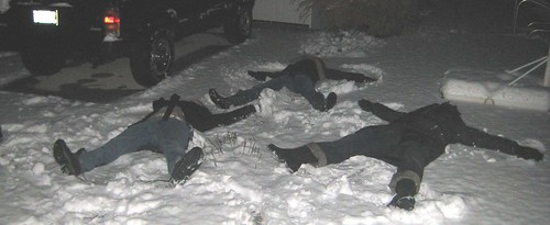 NYE Snow Angels