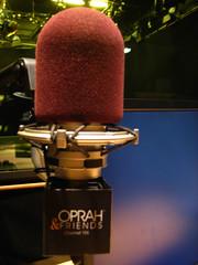 Harpo XM Microphone