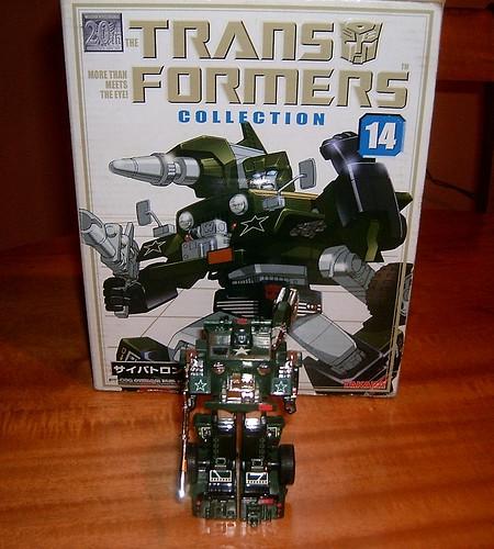 Transformers Hound G1 - TFC Reissue