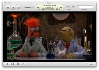 "Beaker from ""The Muppet Movie"""