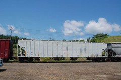 CRDX 10033 (trainman308) Tags: railroad train vermont tank railway trains boxcar hopper freight tanker railroads oilcar