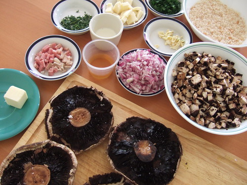 Stuffed Mushrooms America S Test Kitchen