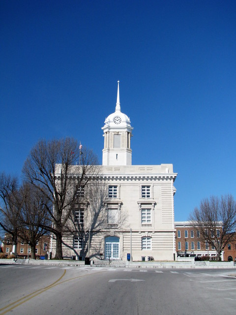 Maury County Courthouse - Columbia, TN