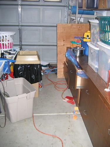 Garage Day 1