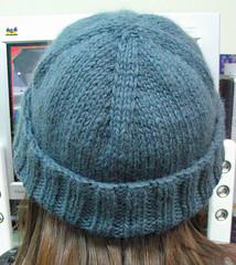 Hand Knit Alpaca Beanie