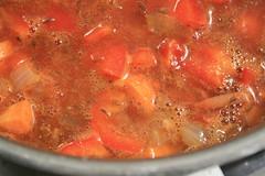 recettes plats  Goulash au cumin & à la biere