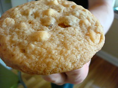 Ginger White Chocolate Cookie, Sugarlicious NY