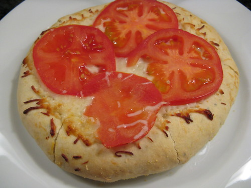 Foccacia Bread Pizza