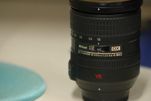 18-200mm VR