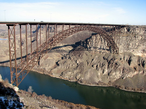 Perrine Bridge, Twin Falls