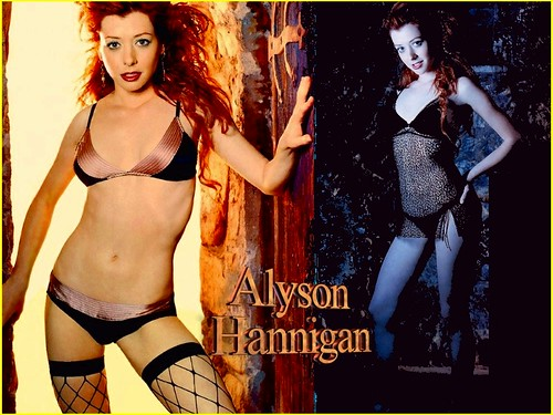 alyson hannigan wallpaper 10