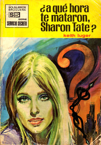 who kill sharon tate