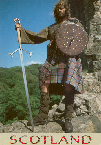 Scottish Warrior | Flickr - Photo Sharing!