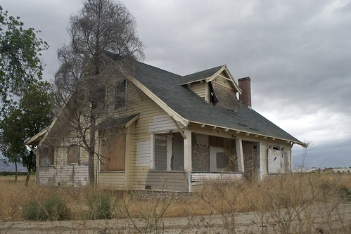 Abandoned House, 26912 Lugonia, Redlands, California