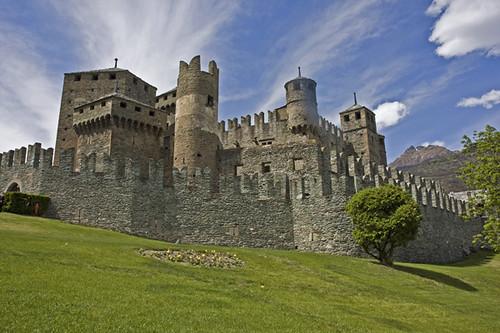 Fenis Castle 2