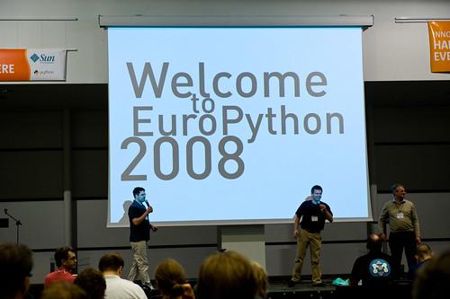 EuroPython 2008